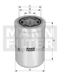 Фильтр, Гидравлическая система привода рабочего оборудования